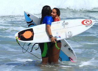 Sophia Medina e Isabela Saldanha / Foto Caco Reis