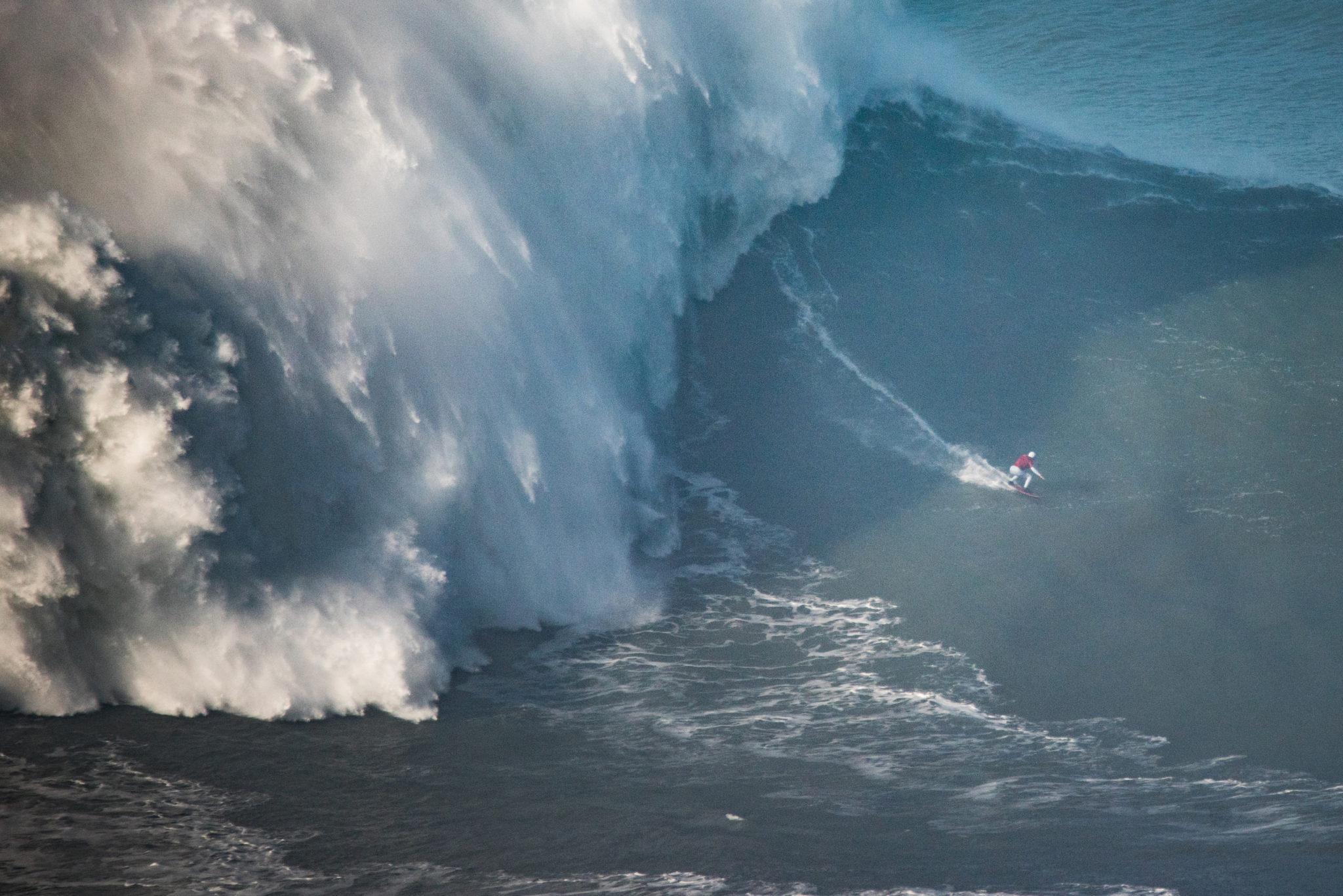 A onda do recorde mundial (Bruno Aleixo)