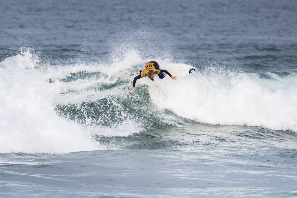 Stephanie Gilmore (AUS) (@WSL / Poullenot)