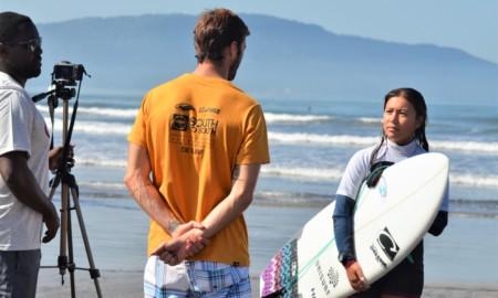 Escola de Surf de SV pode garantir campeões no Vicentino 2018