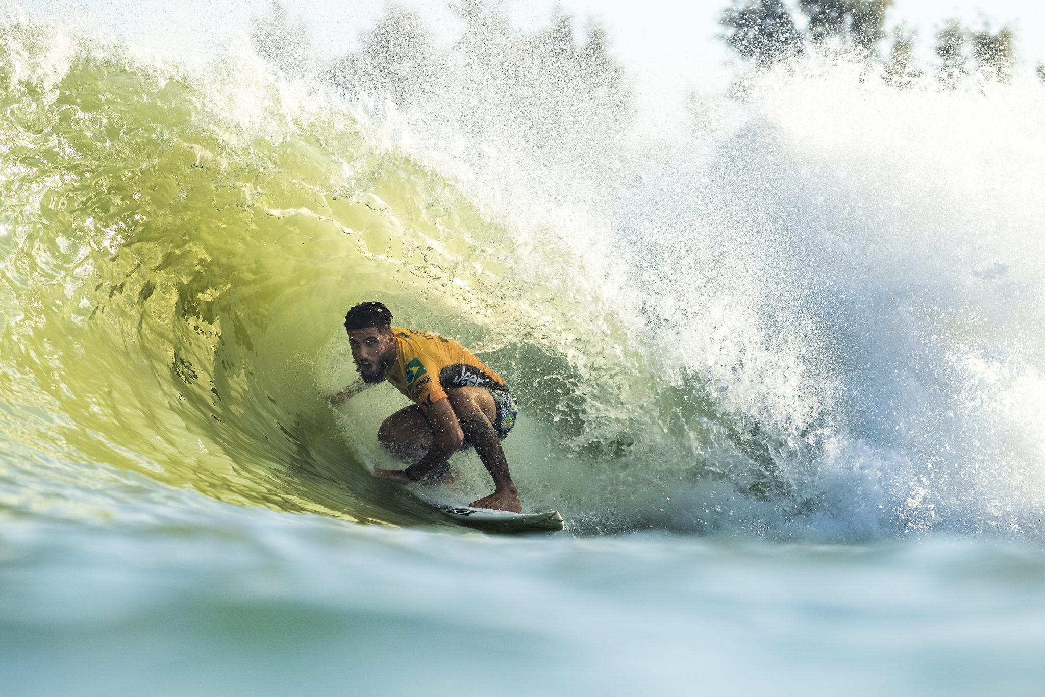 Filipe Toledo/Foto: WSL/ Kelly Cestari