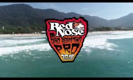 Highlights do primeiro dia do Red Nose São Sebastião Pro 2018