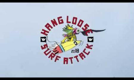 Melhores momentos da final do Hang Loose Surf Attack 2018