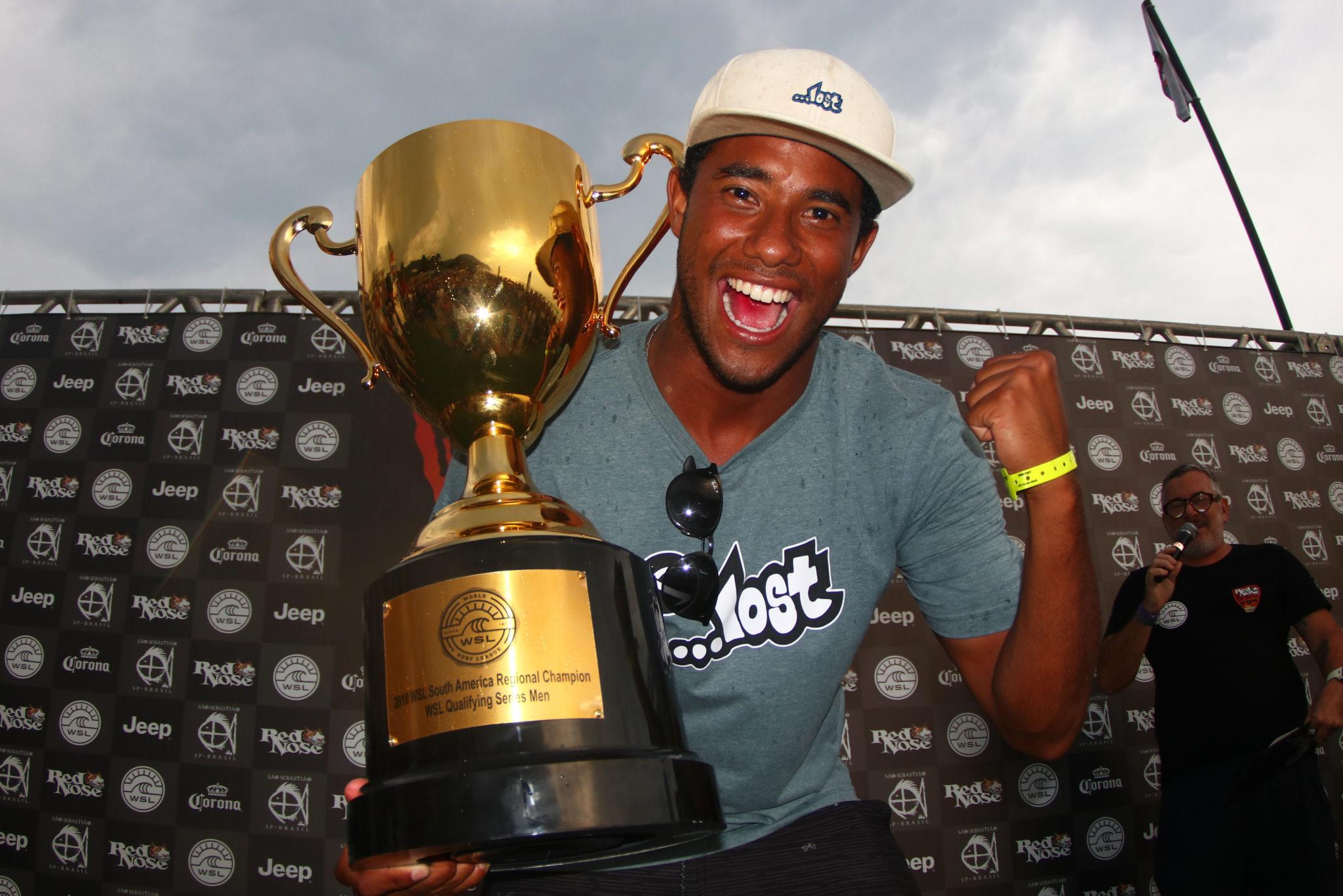 Wesley Santos (SP) (@WSL / Daniel Smorigo)