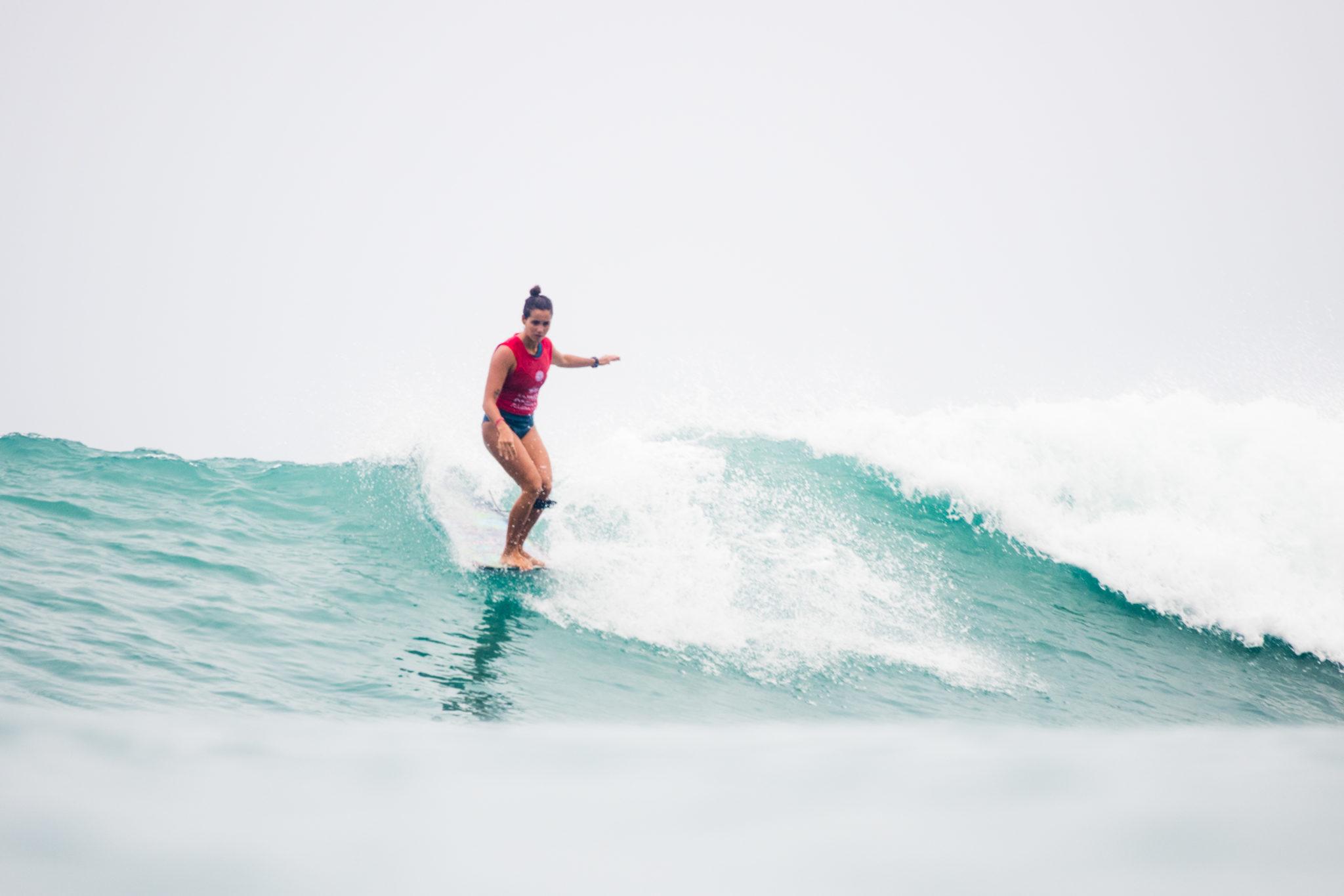 Brasileiras ficam em nono lugar no Mundial de Longboard