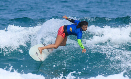 Inscrições até amanhã para o Brasileiro de Surf Feminino