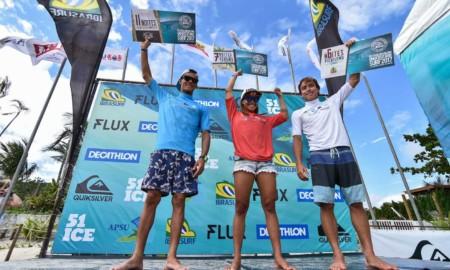 Maresias definirá os títulos brasileiros universitários de surf