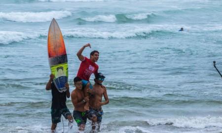 Yuri Aguiar quer o título no Paulista Universitário de Surf