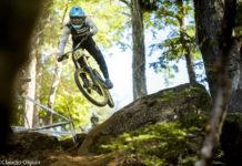 Catarinense na abertura, em Bariloche (Claudio Olguin / Open Shimano)