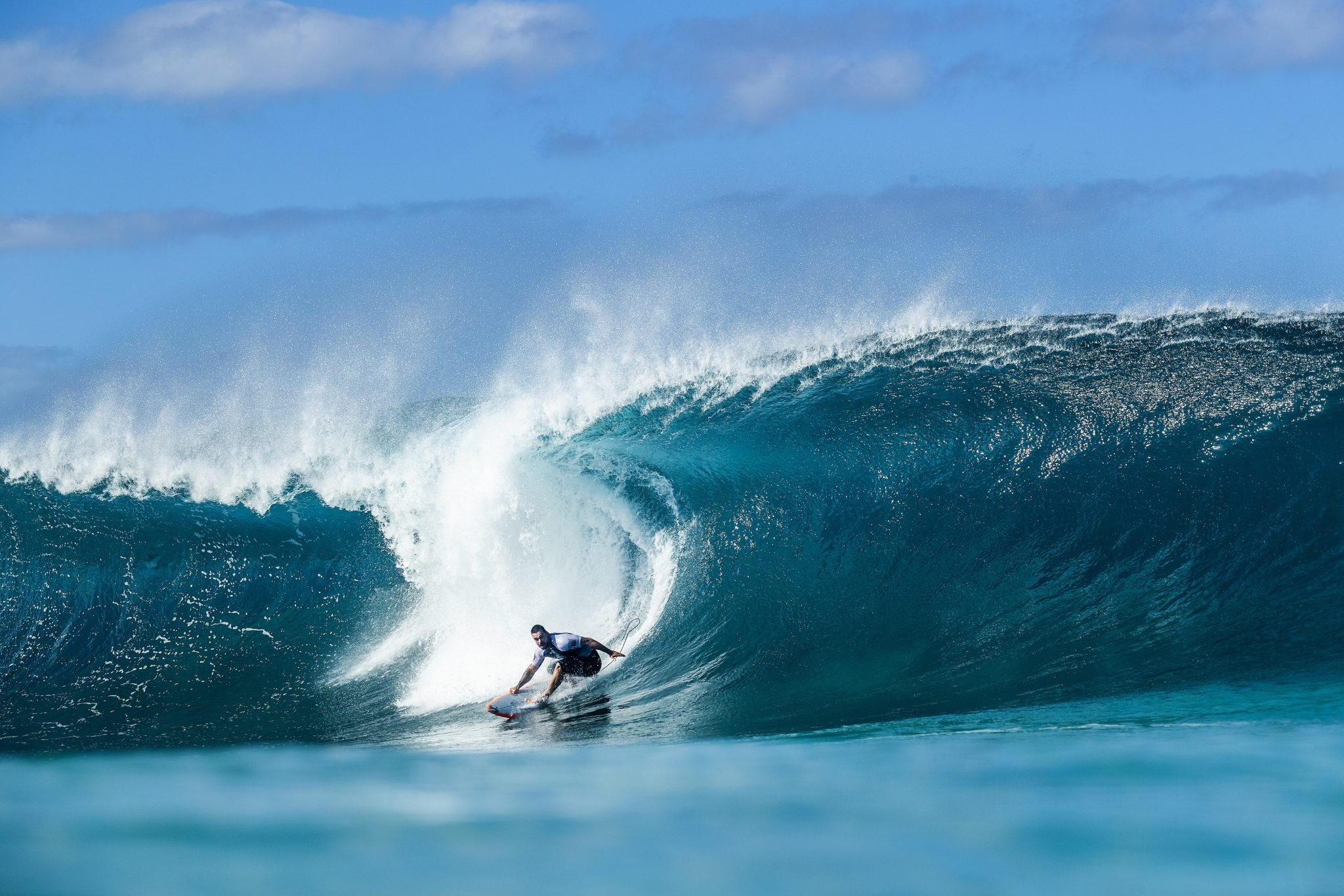 Willian Cardoso/ Foto: WSL / Kelly Cestari