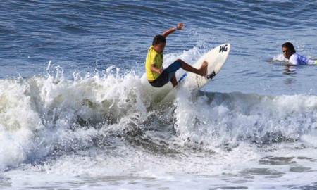 Mateus Lima volta ao surf