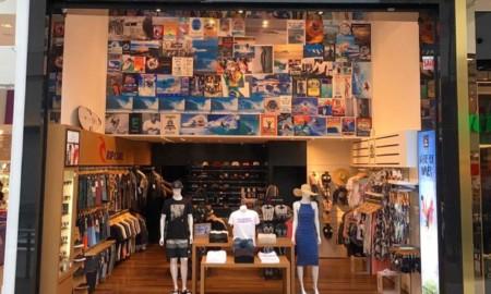 Rip Curl abre sua 12ª loja exclusiva no Brasil