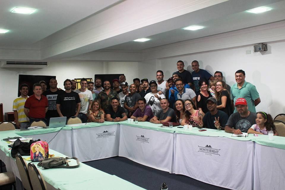 Reunião da liderança / Foto Divulgação