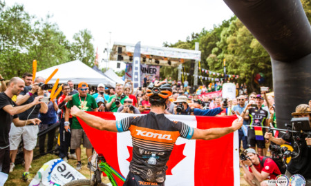 Cory Wallace está confirmado no Mundial de Mountain Bike 24 Horas