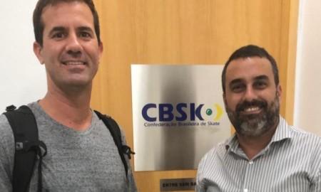 Bob Burnquist e Eduardo Musa seguem à frente da CBSK