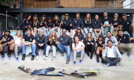 CBSK anuncia os integrantes da Seleção Brasileira de Skate 2019
