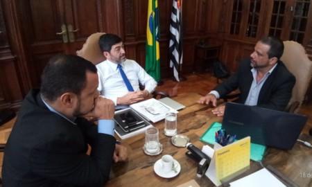 Presidente da Ascarvi-PSV se reúne com Secretário Estadual
