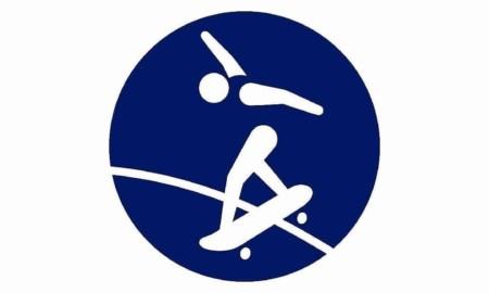 Conheça os pictogramas do Surfe e do Skate nas Olimpíadas