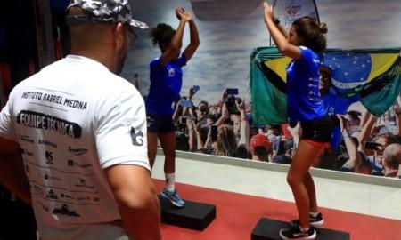 Atletas do IGM treinam firme para a temporada 2019