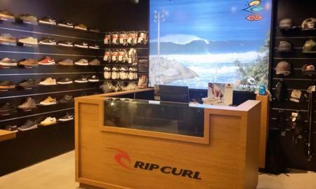 Rip Curl abre sua 13ª loja exclusiva em SC