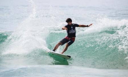 Thiago Camarão foi destaque em Manly Beach