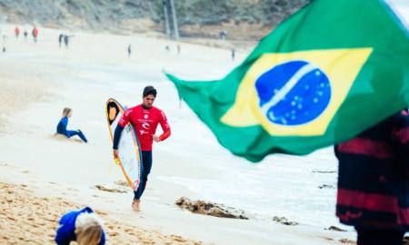 Bells Beach aguarda grandes ondas com estreia de Gabriel Medina