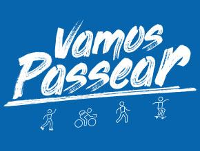 "Skate vai agitar a abertura do ""Vamos Passear"""