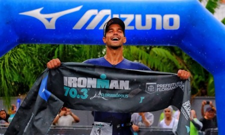 Igor Amorelli conquista o bicampeonato no Ironman 70.3 Florianópolis