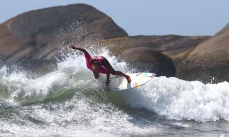 Inscrições abertas para o Circuito Brasileiro de Surf Feminino