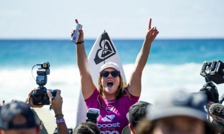 Caroline Marks vence o Boost Mobile Pro Gold Coast 2019