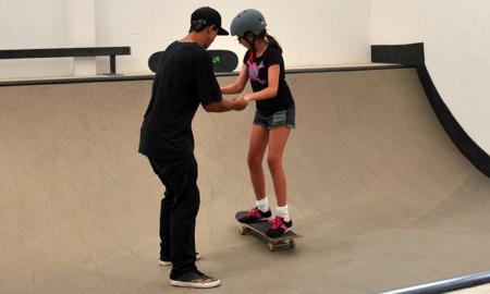 FPS oferece curso para monitores de skate, em Maio