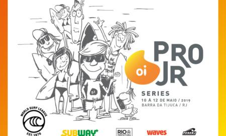Nova geração do surfe do Rio pronta para o Oi Pro Junior Series