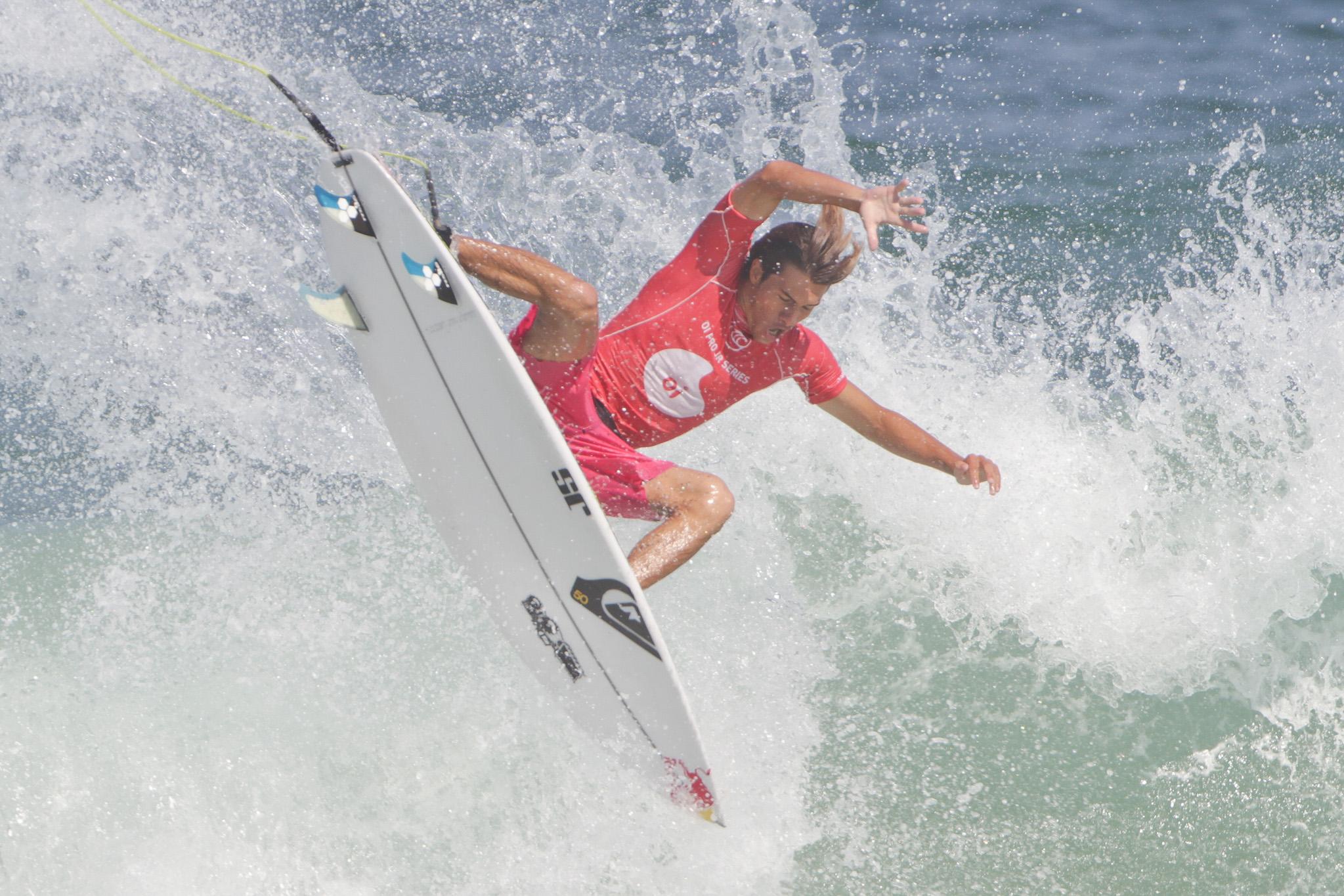 Mateus Herdy (SC) (Pedro Monteiro / Oi Pro Junior)
