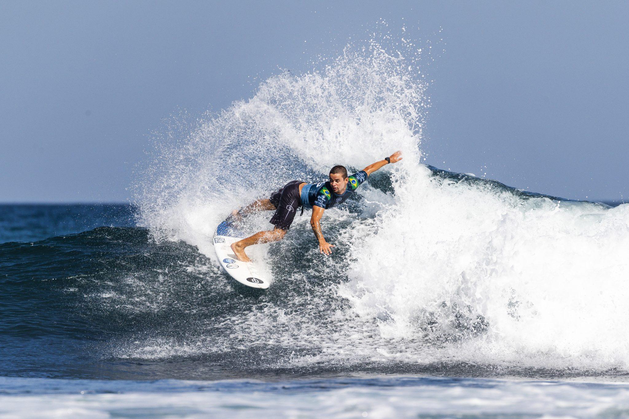Deivid Silva (SP) (Matt Dunbar / WSL via Getty Images)