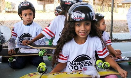 ONG Social Skate recebe incentivo e lança dois Projetos no próximo Sábado