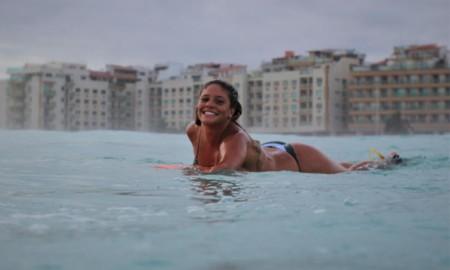 Karol Ribeiro estará nos Jogos Pan-Americanos e é destaque no Brasileiro de Surf