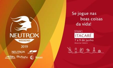 Abertas as inscrições para o Neutrox Weekend em Itacaré, na Bahia