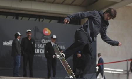 São Paulo recebe Campeonato Mundial de Skate na modalidade Park