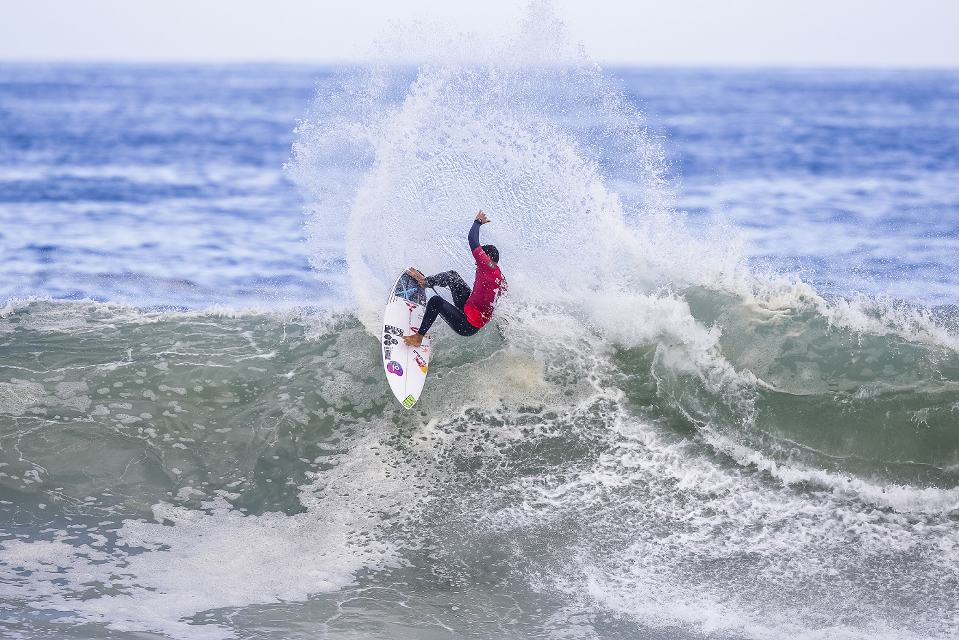 Adriano de Souza (SP) (Daniel Smorigo / WSL via Getty Images)