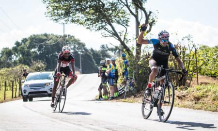 Jaílson Diniz é campeão da 6ª edição da Road Brasil Ride, em Pardinho
