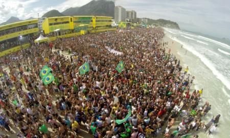 Oi Rio Pro completa 30 anos de história no Brasil