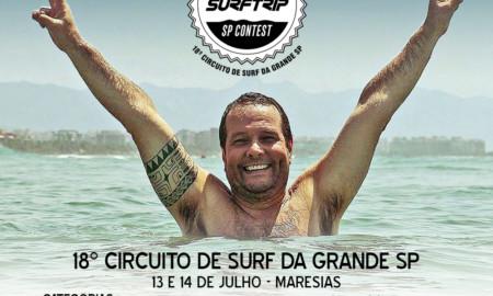 Surf Trip SP Contest 2019 homenageia Dadá Nascimento