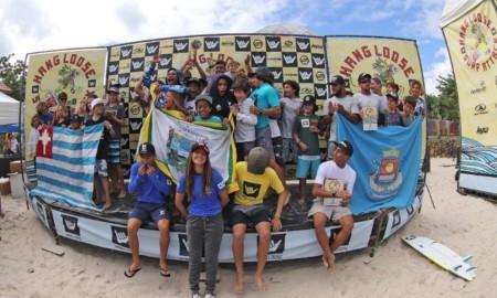 Equipe campeã vai ter premiação em dinheiro no Hang Loose Surf Attack