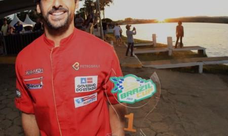 Bruno Jacob volta as origens e é campeão no Jet Freestyle