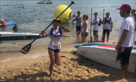 Jéssika Matos, a Moah, busca vitórias no Aloha Spirit, em Brasília