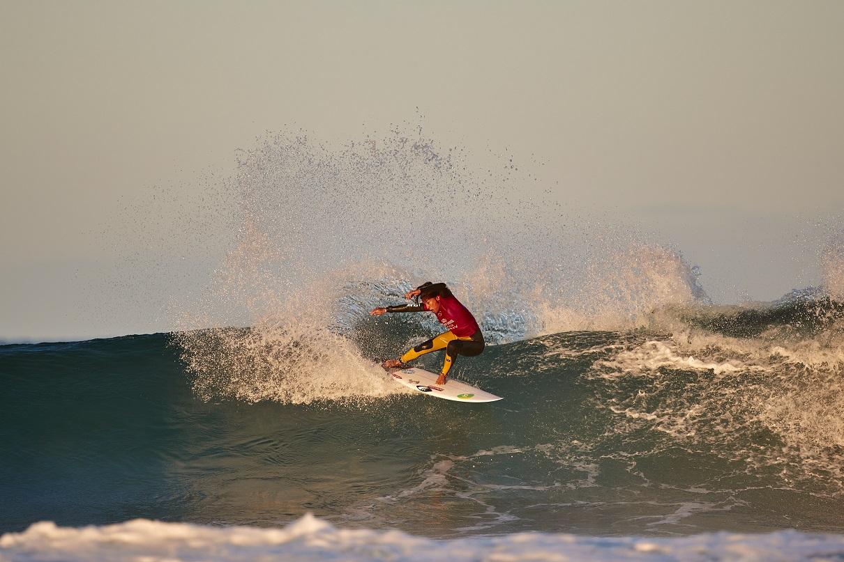 Silvana Lima (CE) (Ed Sloane / WSL via Getty Images)