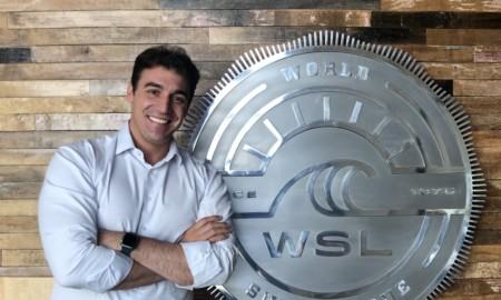 Ivan Martinho é o novo Gerente Geral da WSL na América Latina