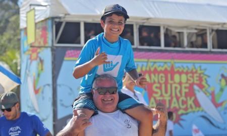 Ubatubenses querem fazer bonito no Hang Loose Surf Attack