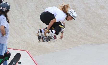 Skate brasileiro avança para as quartas de final em Nanjing