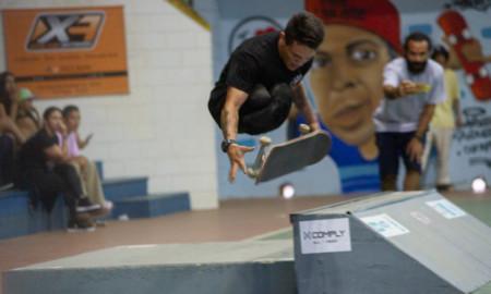 Como foi a 2ª Etapa da Taça Paraná de Skate 2019